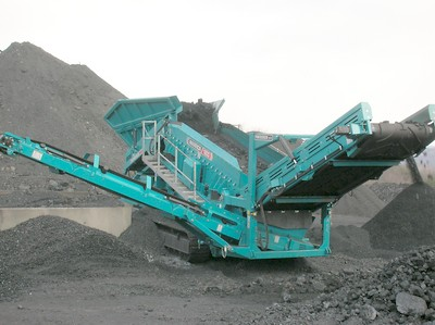 Powerscreen warrior 1800 гидроциклон 500